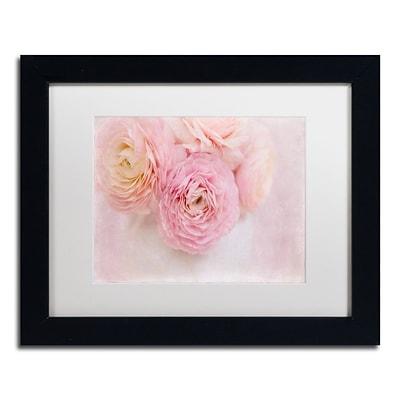 Trademark Fine Art Cora Niele Chique Bouquet 11 x 14 Matted Framed (190836259229)