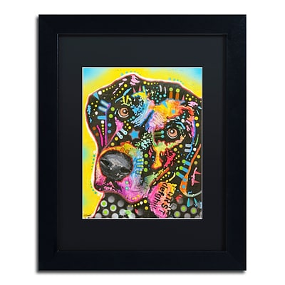 Trademark Fine Art Dean Russo 05 11 x 14 Matted Framed (190836141333)