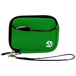 Vangoddy Point and Shoot Camera Sleeve Pouch Green