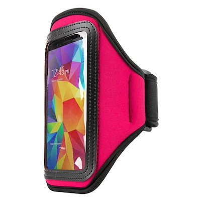 Vangoddy Exercise Armband iPhone and Android Pink