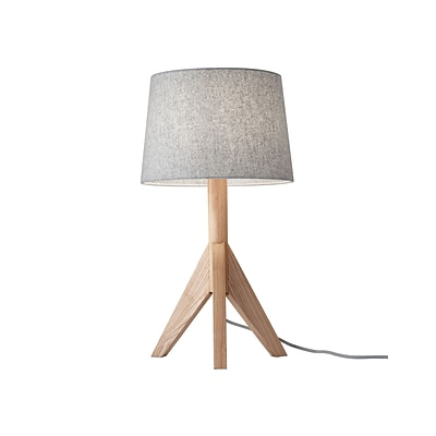 Adesso Table Lamp Natural (3207-12)