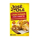 Jose Ole Steak & Cheese Chimichangas, 16/Pack (903-00054)