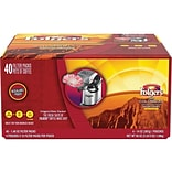 Folgers Colombian Filter Packs Coffee, Medium Roast, 40/Carton (SMU10107)