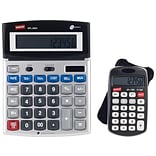Staples Value Pack SPL-290X 12-Digit Tax Calculator, Multicolor