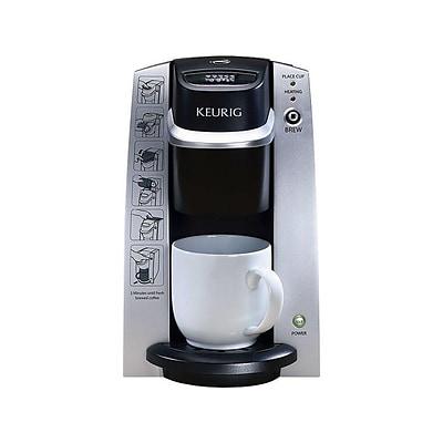 Keurig K130 In Room Brewing System Single Serve Coffee Maker Black