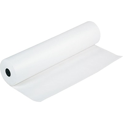 ArtKraft Duo-Finish Paper Roll, 36W x 1000L, White (0067001)