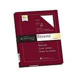 Southworth 8.5 x 11 Resume Paper, 32 Lbs., Wove, 100/Pack (RD18CF)