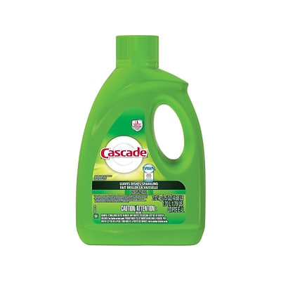 Cascade Liquid Dishwasher Detergent, Fresh Scent (40152)