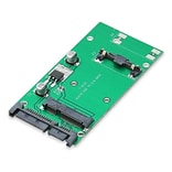 IOCrest 50mm 1.8 Mini SATA SSD to standard 2.5 SATA interface Adapter
