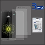 Insten 3-Pack Clear LCD Screen Protector Film Cover For LG G5