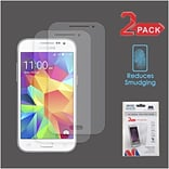 Insten 2-Pack Matte Anti-Glare Screen Protector Guard For Samsung Galaxy Core Prime/Core Prime (Boos
