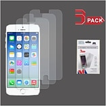 Insten 3-Pack Clear HD Screen Protector Film For Apple iPhone 6 / 6s