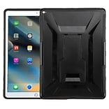 Insten 2-Layer Full body Rugged Hybrid Protective Hard PC/Silicone Case with Kickstand, iPad Pro 12.