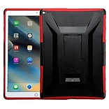 Insten 2-Layer Full body Rugged Hybrid Protective Hard PC/Silicone Case with Stand, iPad Pro 12.9 (