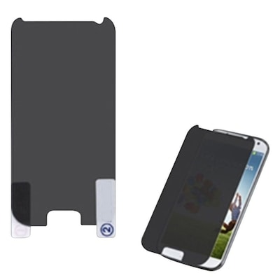 Insten Privacy Screen Protector For SAMSUNG Galaxy S4 I9500