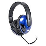 Oblanc Cobra200 NC1 2.0 Stereo Gaming Headphone with In-line Mic Black/ Blue