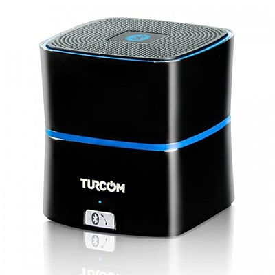 Turcom TS-450 5 Watt Power Enhanced Bass Portable Wireless Bluetooth Speaker, with Latest Bluetooth 4.0 Technology