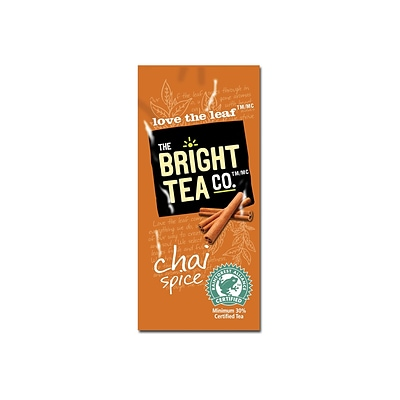 The Bright Tea Co. Black Tea FLAVIA® Freshpacks, 100/Carton (MDRB501)