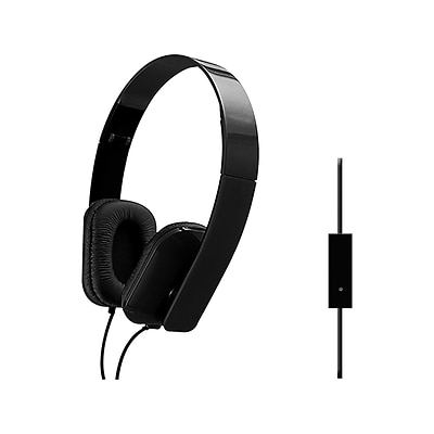 Sentry Folding Headphones, Black (DLX21)