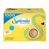 Splenda Artificial Sweeteners, 1000/Box (220-00459)