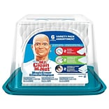 Mr. Clean Magic Eraser Variety Pack White Scrubber Set, 6/Pack (80393)