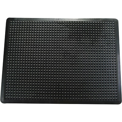 Doortex Bubble Anti-Fatigue Mat 36x60, Black(FR490150FBM)