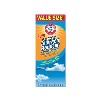Arm & Hammer Carpet Deodorizer Powder, 42.6 Oz. (3320084113)