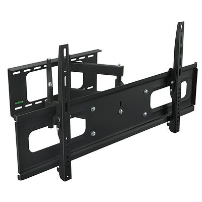 Mount-It! Dual Arm Swivel Articulating TV Wall Mount Bracket for 32 to 70-Inch LCD/LED TVs (MI-349)