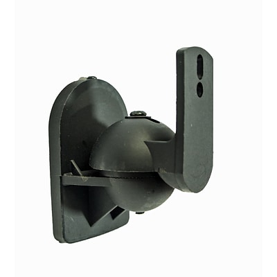 Mount-It! Dual Low Profile Universal Speaker Ceiling and Wall Mounts (MI-SB292)