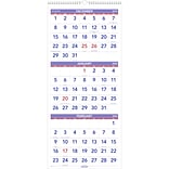 2020 AT-A-GLANCE 12 x 27 3-Month Reference Vertical Wall Calendar (PM11-28-20)