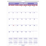 2020 AT-A-GLANCE 12 x 17 Erasable Monthly Wall Calendar (PMLM02-28-20)