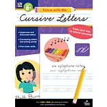 Trace with Me Cursive Letters by Thinking Kids, Paperback (705303)