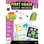 Words to Know Sight Words by Brighter Child, Grade 1, Paperback (705235)