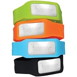 PIC Bugables Deet-Free Mosquito Repellent Band, Multicolored (Act-bnd)
