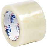 Tape Logic® #7651 Cold Temperature Tape, 2.0 Mil, 3 x 110 yds., Clear, 24/Case