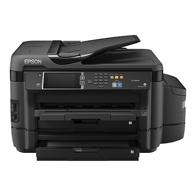 Epson WorkForce ET-16500 EcoTank C11CF49201 USB, Wireless, Network Ready Color Inkjet All-In-One Printer
