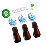 AIR WICK® Essential Mist Triple Refill Fresh Waters .67 oz., Pack of 3 (62338-99579)