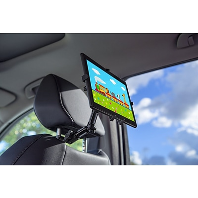 Mount-It! Vehicle Headrest Tablet Mount for iPad 2, 3, iPad Air, iPad Air 2, and 7 to 11 Tablets (MI-7310)