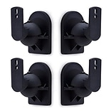 Mount-It! Quad Low Profile Universal Speaker Hi-Fi Media 5.1 Channel Surround Sound (MI-SB294)