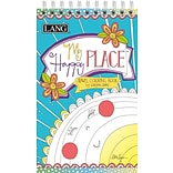 LANG My Happy Place Travel Coloring Book (1024108)