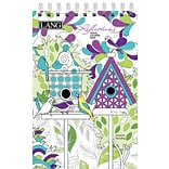 LANG Reflections Travel Coloring Book (1024105)