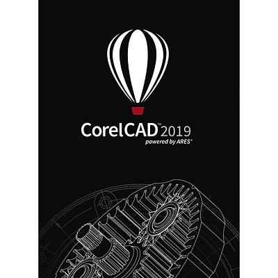 CorelCAD 2019 Upgrade for Windows/Mac (1 User) [Download]