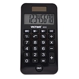 Pocket Calculator with AntiMicrobial Protection