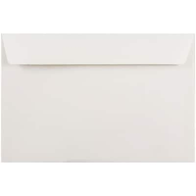 JAM Paper® 6 x 9 Booklet Envelopes, White, 500/box (4238c)