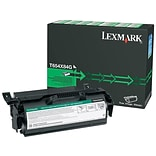 Lexmark T654X84G Remanufactured Black Toner Cartridge, Extra High Yield