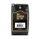 San Francisco Bay, Kenya AA, Light Roast, Caffeine, 2, 2lb Bags (7917)