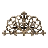 Filigree Hose Holder - French Bronze (Whitehall Products) 00939