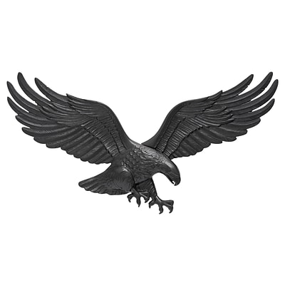 29  Wall Eagle - Black (Whitehall Products) 00754