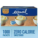 Equal Original Artificial Sweeteners, 1000/Box (220-00463)