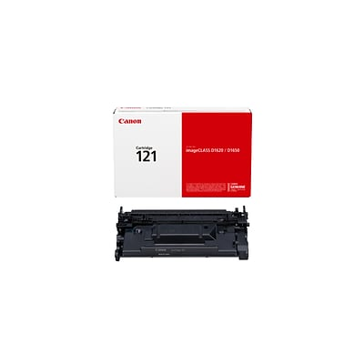 Canon 121 Black Toner Cartridge (3252C001)